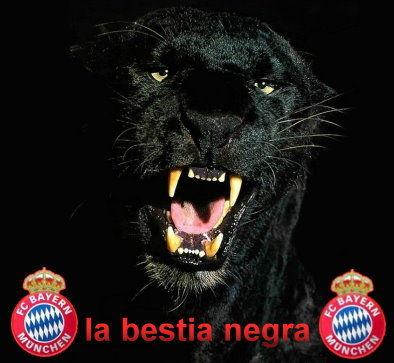 la bestia negra